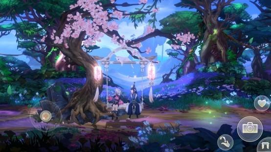 《剑网3:指尖江湖》今日正式上线!国风画韵,写意江湖
