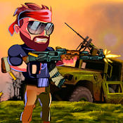 金属打击:射击士兵解锁关卡破解版