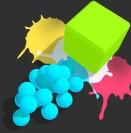 顏料球跑酷圖標
