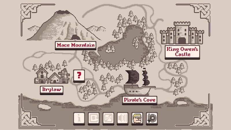 騎士斗毆無限金幣版游戲截圖