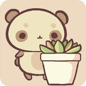 我的孤單植物圖標