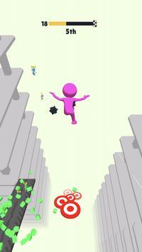 下墜競賽3D游戲截圖