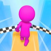 抖音Fall Race 3D