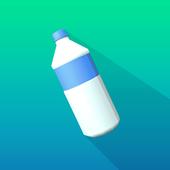 瓶子翻转3D