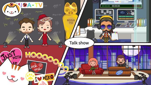 米加小镇电视节目游戏截图