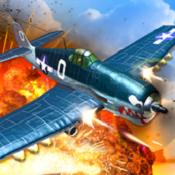 空战飞行员:二战太平洋无限金币版图标