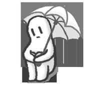 下雨的阁楼图标