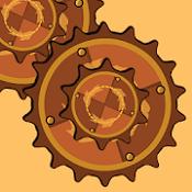 蒸汽朋克机器厂图标