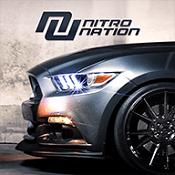 氮气赛车图标