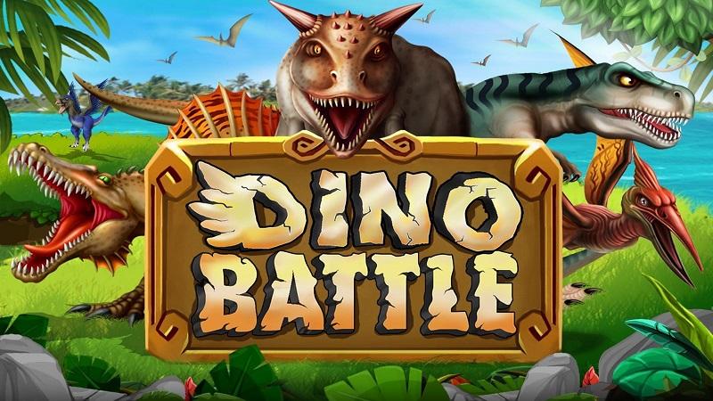 迪诺之战无限金币钻石版游戏截图