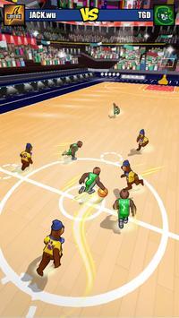 撞击篮球游戏截图