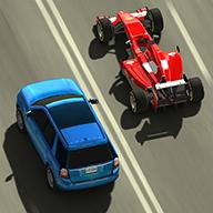 F1公路车手图标