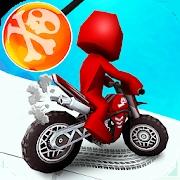 趣味单车竞赛3D图标