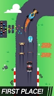 Drift and Merge游戏截图