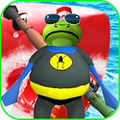 神奇特戰青蛙模擬器無限金錢版