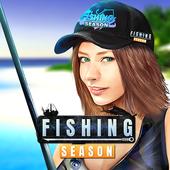 钓鱼季节图标