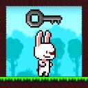 兔兔跑者图标