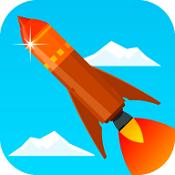 火箭天空图标