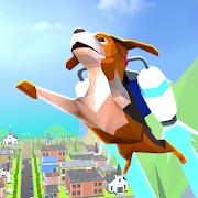 狗狗喷气机破解版图标