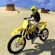 汤姆的沙滩摩托车图标