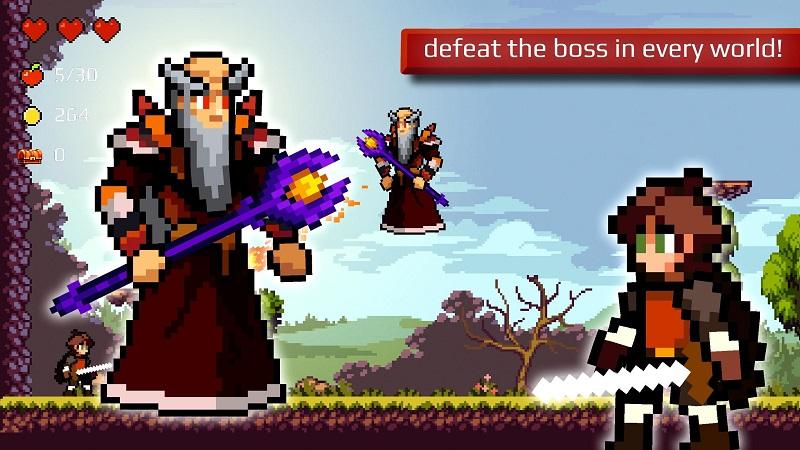 苹果骑士解锁破解版游戏截图