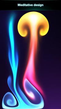 流体模拟魔力液体宣传图片