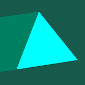 三角世界中文版图标