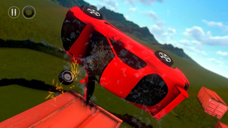 汽车碰撞模拟器破解版宣传图片