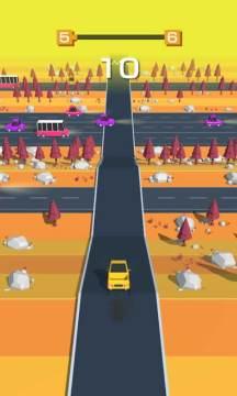 Traffic Run游戏截图