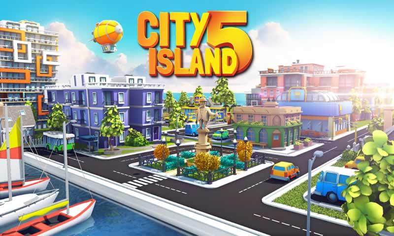 城市岛屿5无限金币版游戏截图