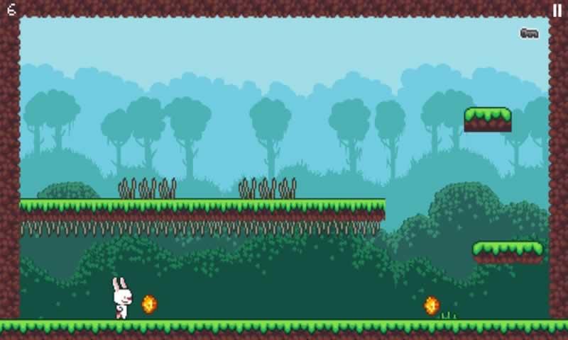 兔兔跑者宣传图片