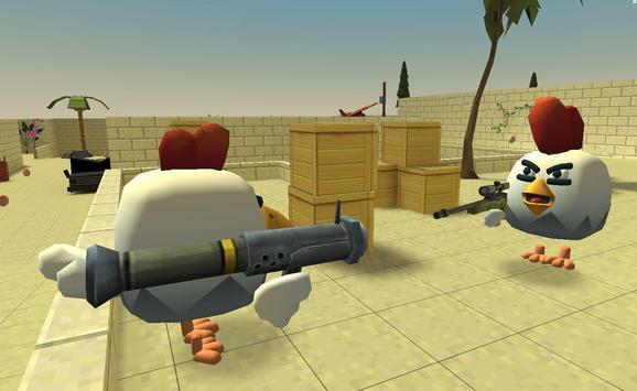 公鸡交火游戏截图