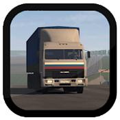 卡车运输模拟图标