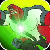 超级外星战斗机英雄图标