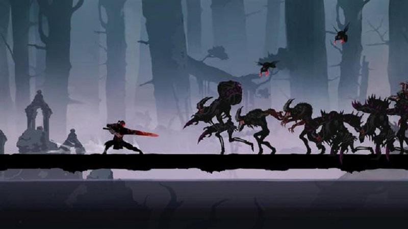死亡阴影2:暗影格斗破解版游戏截图