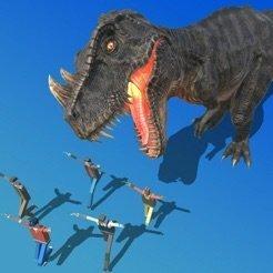 恐龙城市大战图标