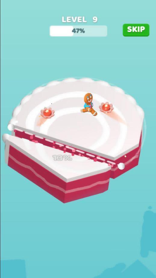 蛋糕小姜人游戏截图