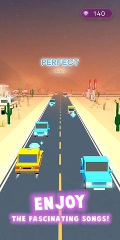 跳舞的汽车游戏截图