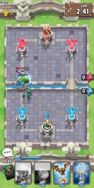 巫师冲突游戏截图