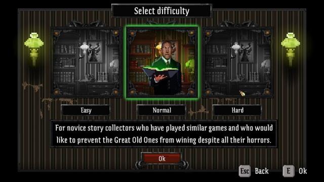 克苏鲁异闻录解锁角色破解版游戏截图