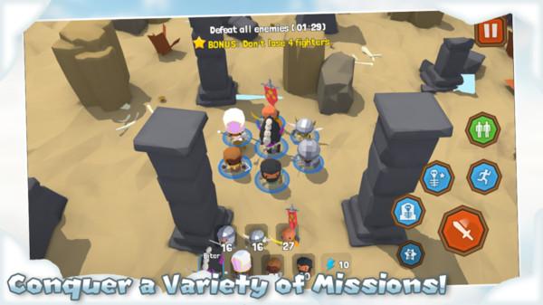 冒险公司游戏截图
