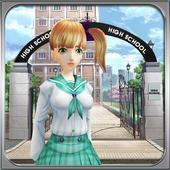 高中保安少女模擬器圖標