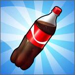 可乐跳跳瓶图标