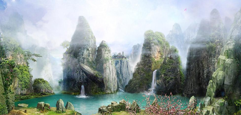 史诗巨作中国仙侠游戏《古龙群侠传Online》重磅发行图标