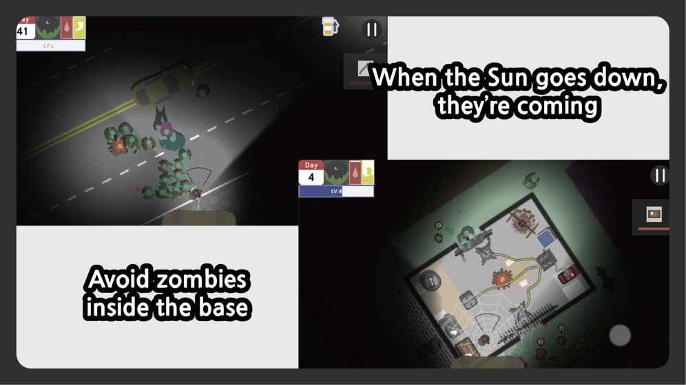死城僵尸生存游戏截图