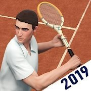 网球世界大赛破解版图标
