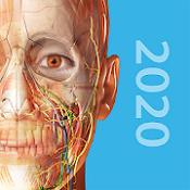 2020人体解剖学图谱破解版图标