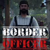 边境检察官图标