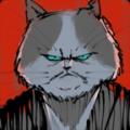 武士猫图标