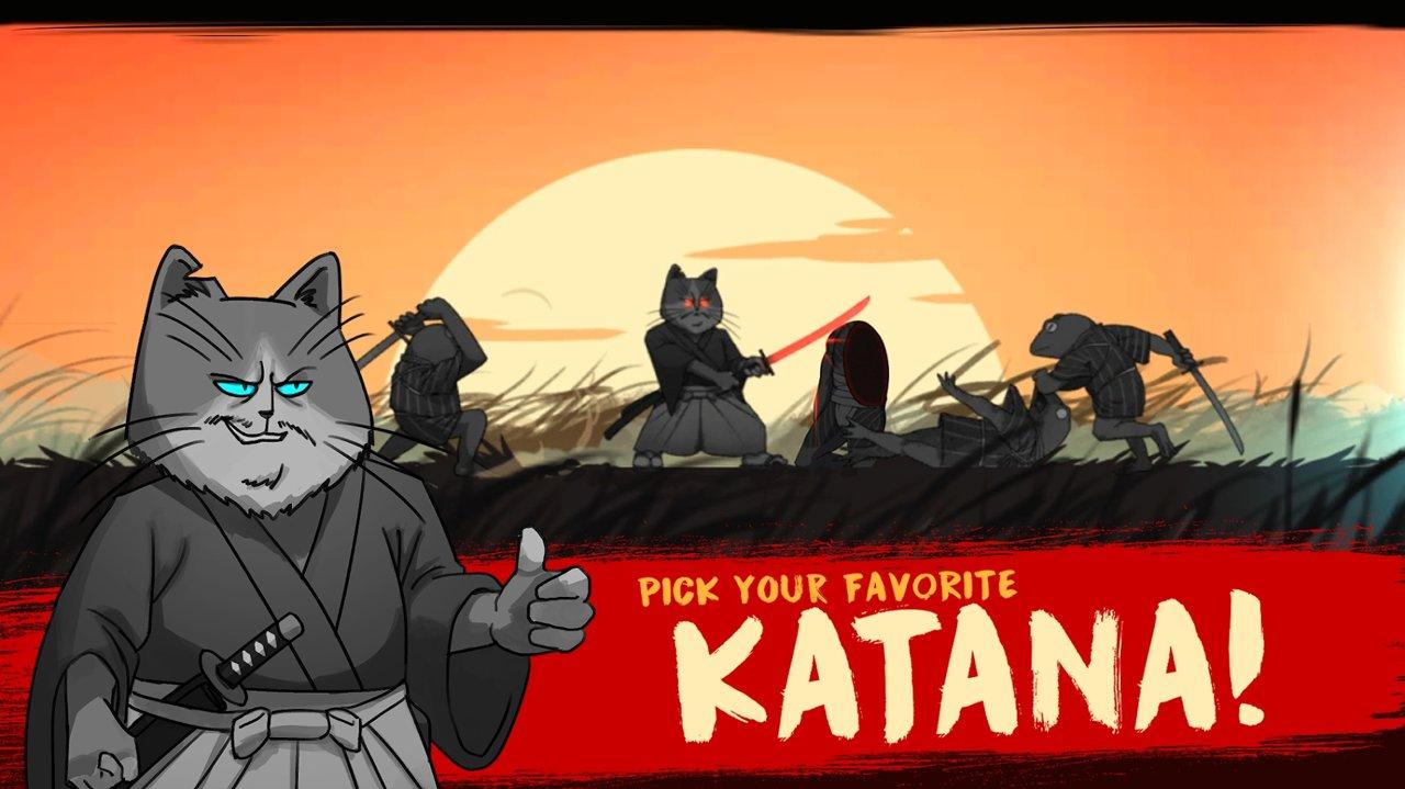 武士猫游戏截图